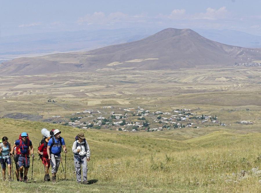 Reise in Armenien, Wein aus der Provinz Ijevan