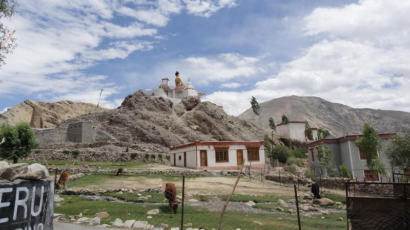 Reise in Indien, Etappenziel: Hemis Shukpachen