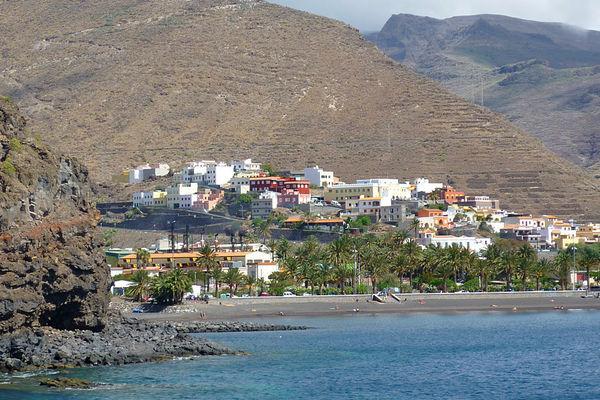 Reise in Spanien, La Gomera – Inseldurchquerung