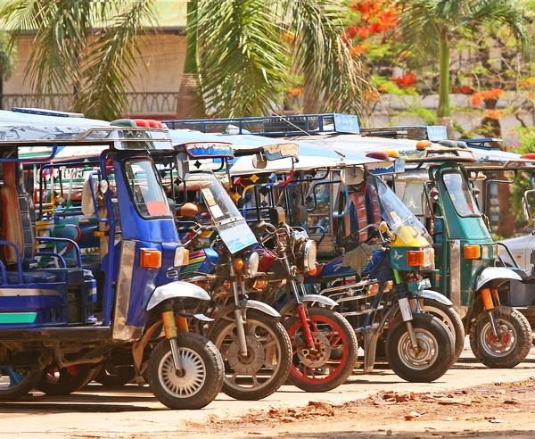 Reise in Laos, Laos - Klassische Einblicke