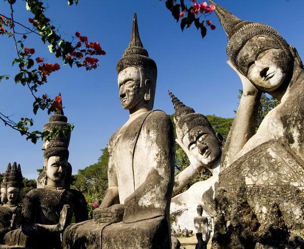 Reise in Laos, Laos - Land des Lächelns