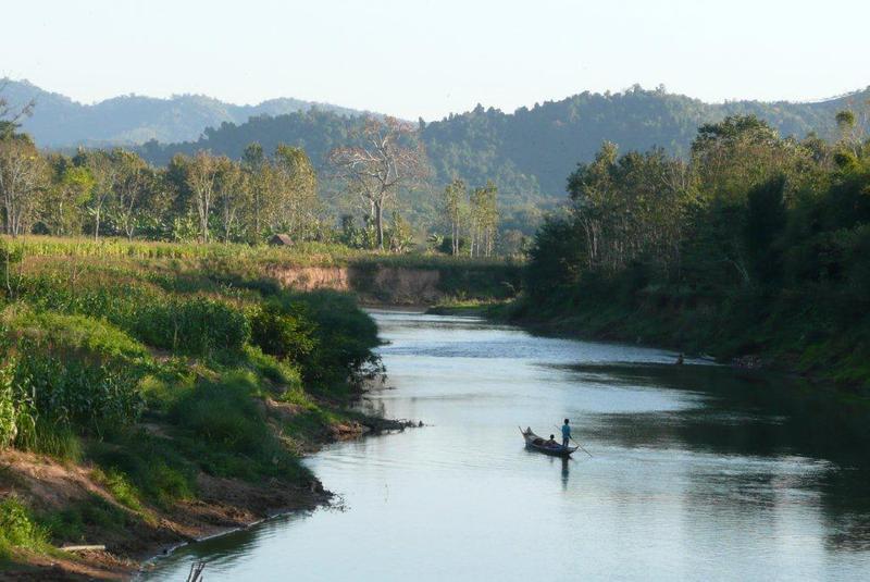 Reise in Laos, Laos - Verträumtes Land am Mekong