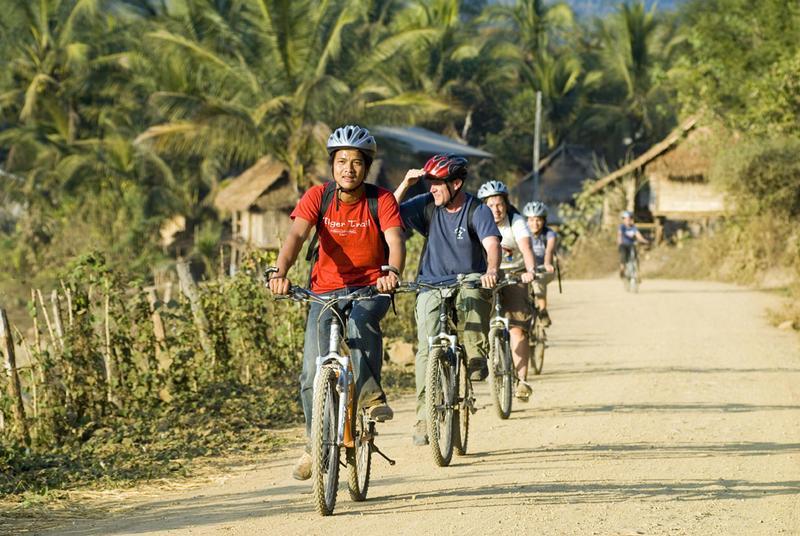 Reise in Laos, Laos: Der Süden und Luang Prabang aktiv