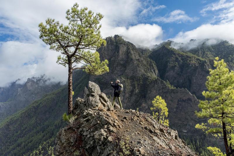 Reise in Spanien, La Palma - Best Selection