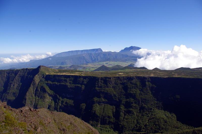 Reise in Réunion, Piton de la Fournaise