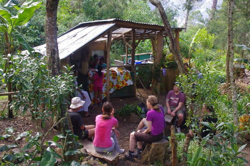 Reise in Réunion, Wanderung Cilaos