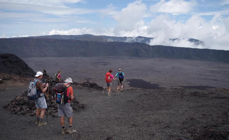 Reise in Réunion, La Réunion - Reise: Trekkingtour auf der farbenfrohen Insel der Vanille (Reiseleiters Liebling: 17 Tage La Réunion mit Mario Hecktor)