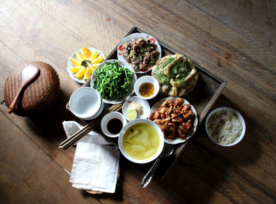 Reise in Kambodscha, Essen auf dem Land – lokal, saisonal und sehr gesund