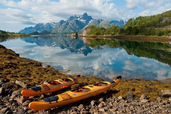 Reise in Norwegen, Lofoten – Inseln im Licht der Mitternachtssonne