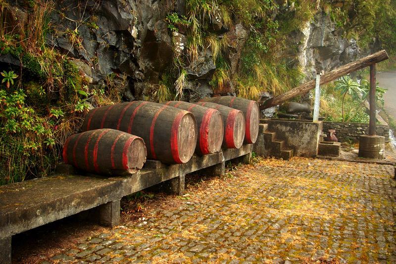 Reise in Portugal, Madeira: Genusswandern