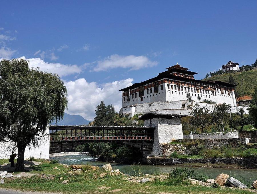 Reise in Bhutan, Magisches Bhutan - Reise zu den Schamanen und Orakeln des Himalaya mit Gregor Verhufen