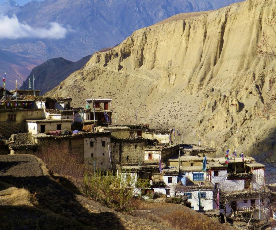 Reise in Nepal, Manaslu und Annapurna – Vom Larkya La zum Thorong La Trekkingrundreise