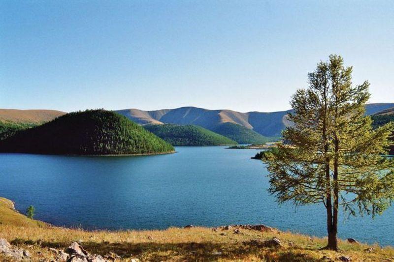 Reise in Mongolei, Naiman Nuur - die Acht Seen im mongolischen Khangai Gebirge
