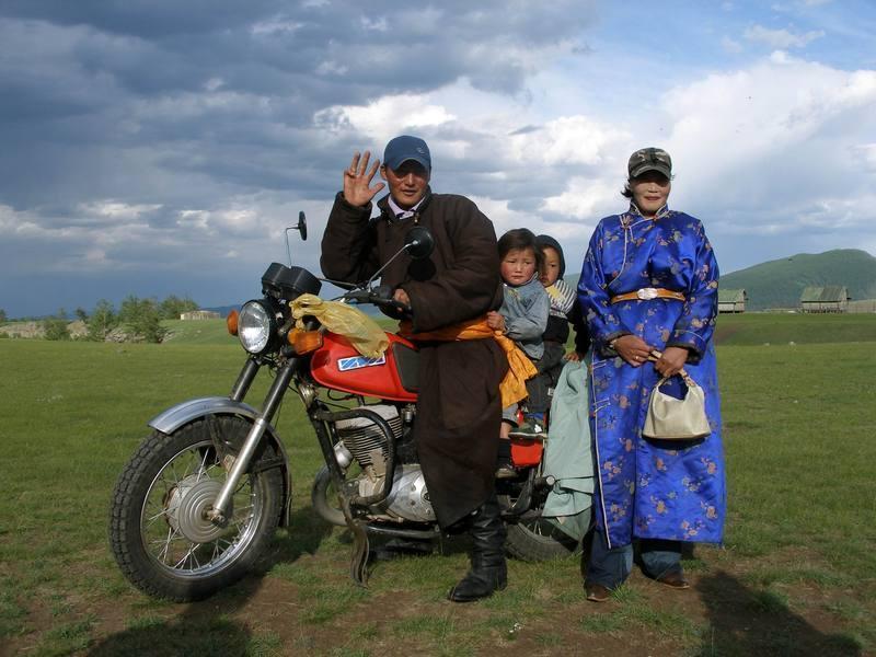 Reise in Mongolei, Abschied von Ulaanbaatar und den freundlichen Mongolen