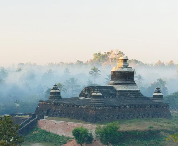 Reise in Myanmar, Myanmar - Ins alte Königreich Rakhine