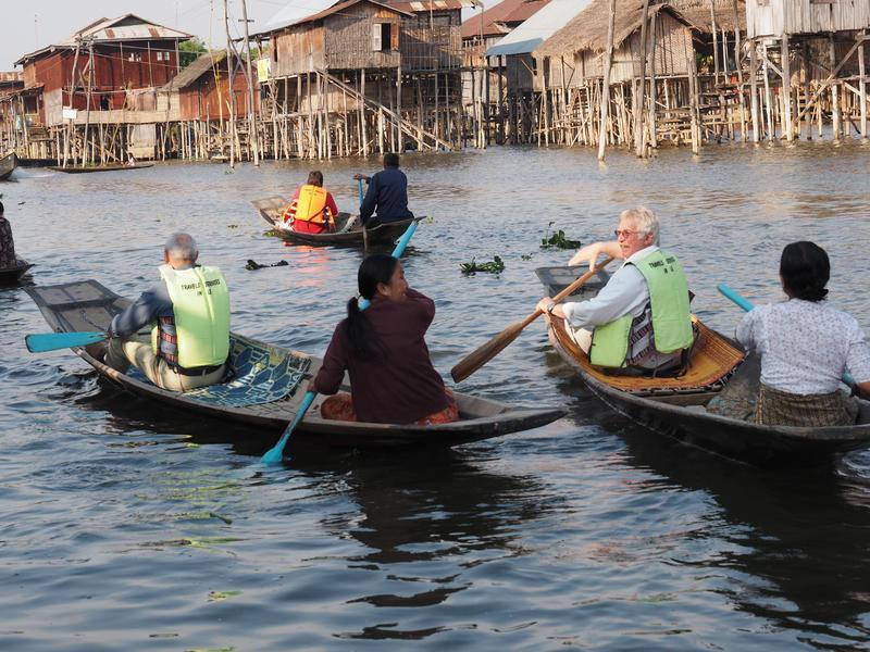 Reise in Myanmar, Myanmar: Bambusvorhang auf (ab Februar 2018)