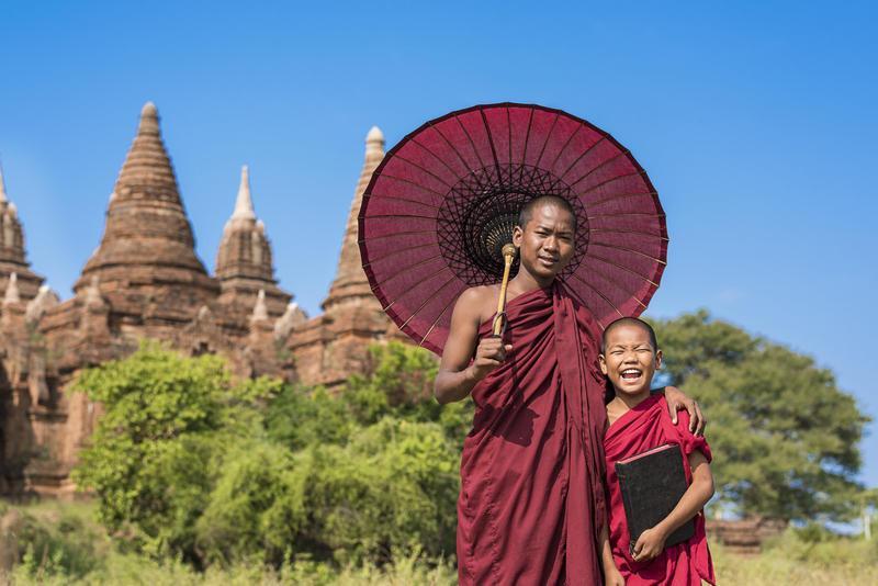 Reise in Myanmar, Auf Wiedersehen in Myanmar