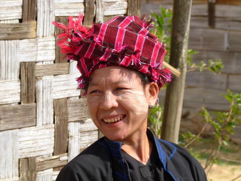Reise in Myanmar, Begegnungen in den Dörfern Myanmars