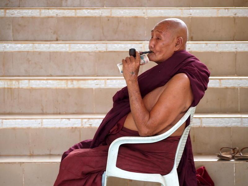 Reise in Myanmar, Nach einer erlebnisreichen Rundreise verabschieden wir uns von Myanmar