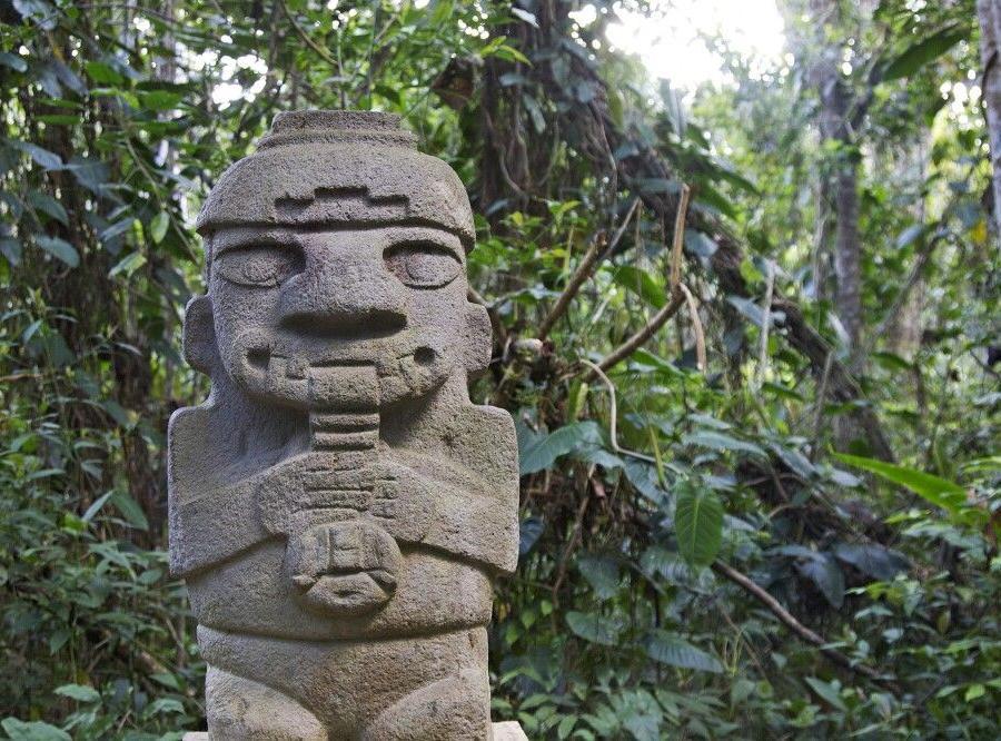 Reise in Kolumbien, Salzkathedrale in Zipaquira