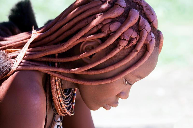 Reise in Namibia, Das stolze Volk der Himba