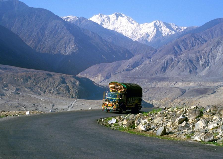 Reise in Pakistan, Nanga-Parbat-Rundtrekking Trekkingrundreise