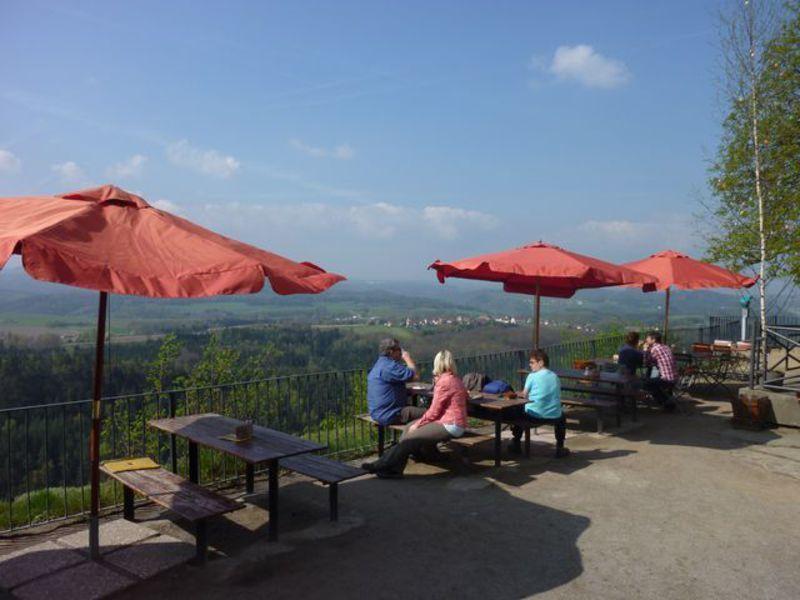 Reise in Deutschland, Nationalpark Sächsische Schweiz: Wald und Mythen der Sächsischen Schweiz