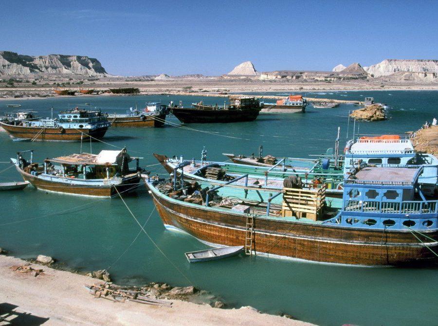 Reise in Iran, In der Provinz Isfahan