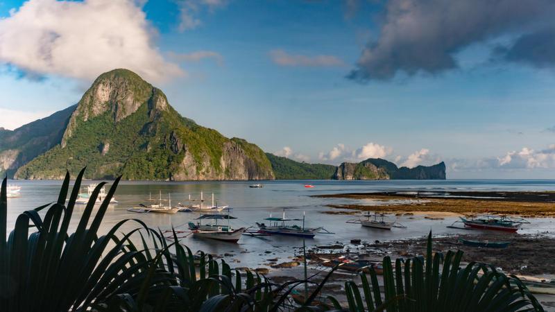 Reise in Philippinen, Bucht von El Nido