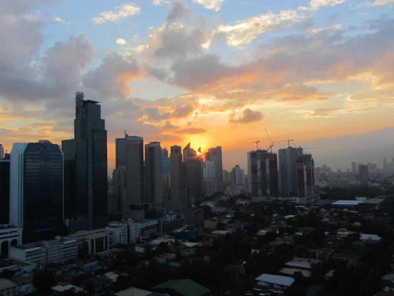 Reise in Philippinen, Manila