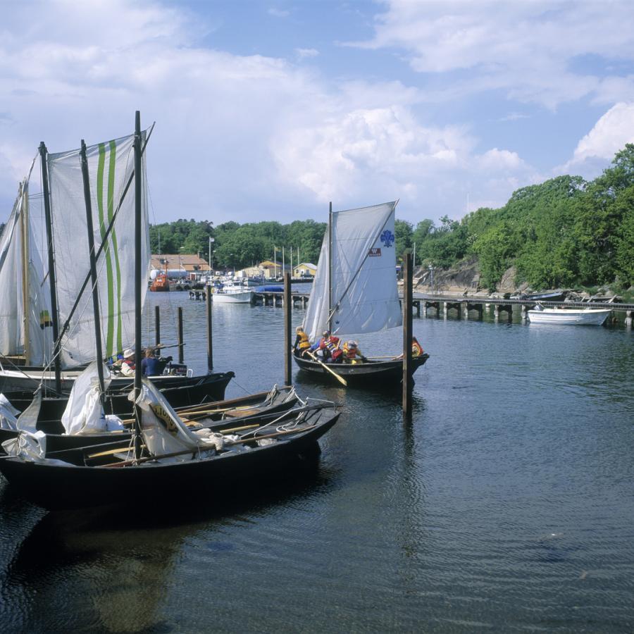 Reise in Schweden, Pippi und die Wikinger