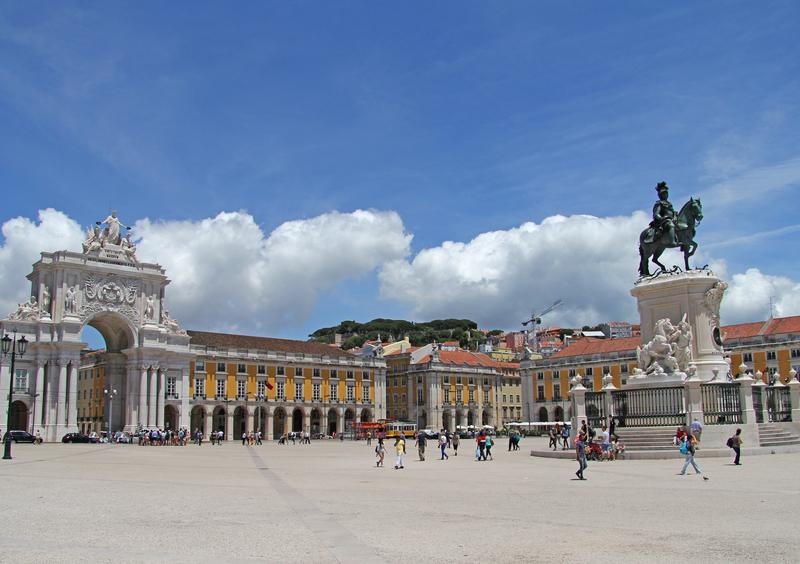 Reise in Portugal, Portugal - Von Porto nach Lissabon