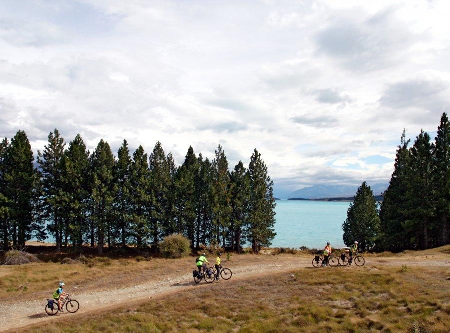 Reise in Neuseeland, WAnderungen im Mount Cook NP