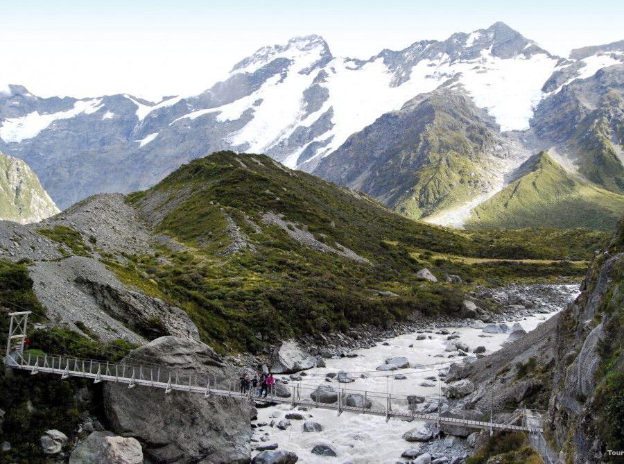 Reise in Neuseeland, Elephant Rocks