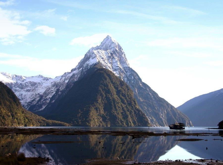 Reise in Neuseeland, Picknick