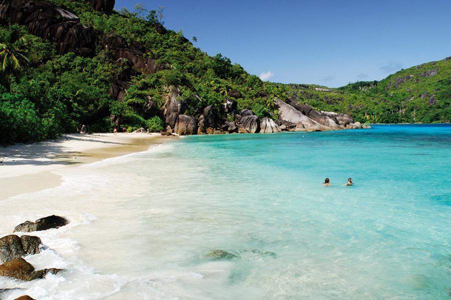 Reise in Seychellen, Sanfte Riesen und Inselparadies Komfortsafari und Strand