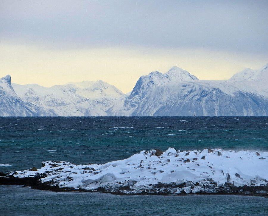 Reise in Norwegen, Atemberaubende Kulisse