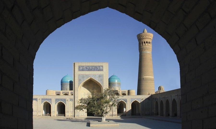 Reise in Usbekistan, Altstadt von Buchara