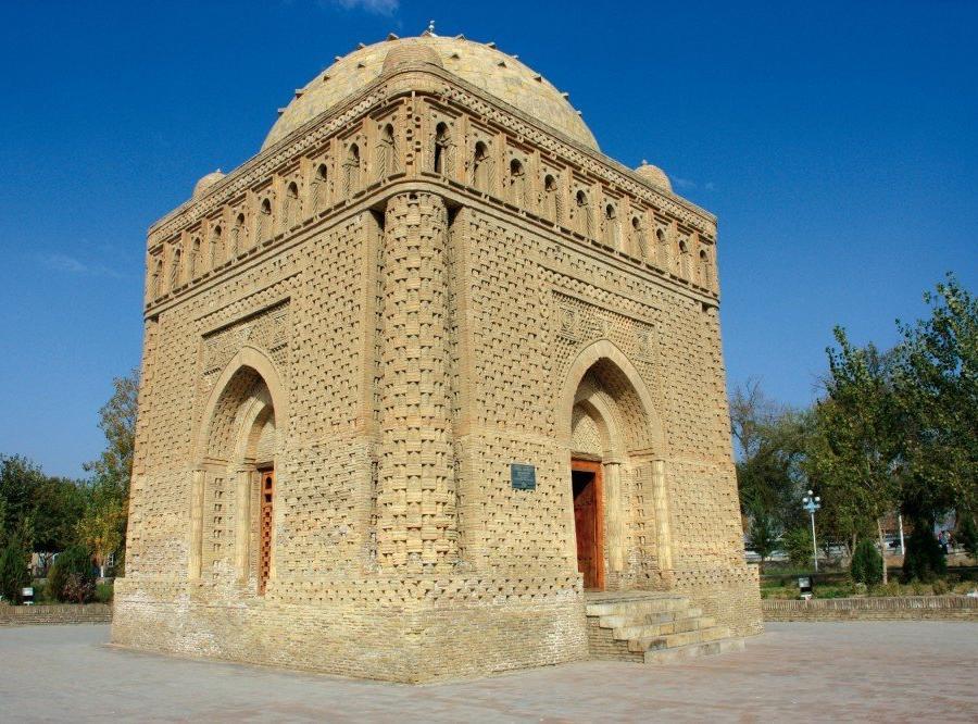 Reise in Usbekistan, Samaniden-Mausoleum