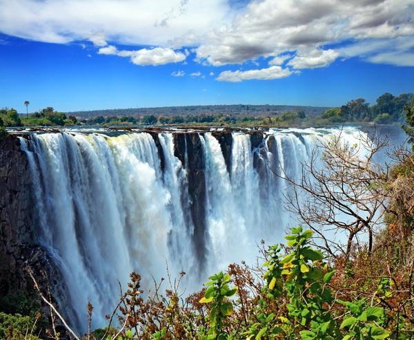 Reise in Simbabwe, Simbabwe & Botswana - Grandiose Wasserfälle