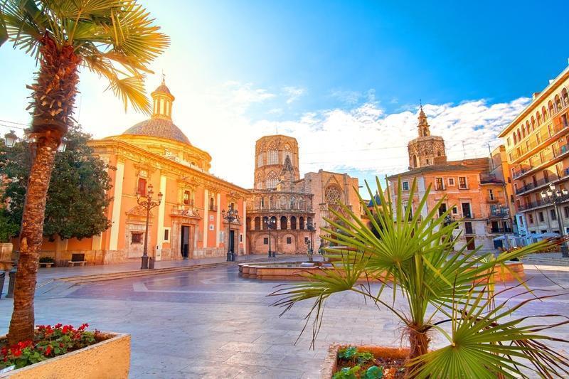 Reise in Spanien, Spanien: Valencia - Stadtkultur am Meer