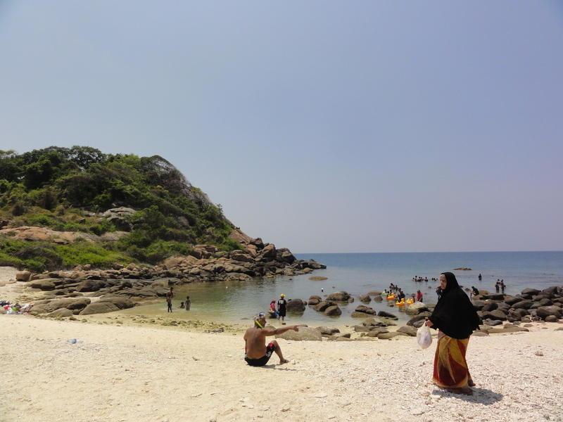 Reise in Sri Lanka, Sri Lanka: Sommerliches Laissez-faire