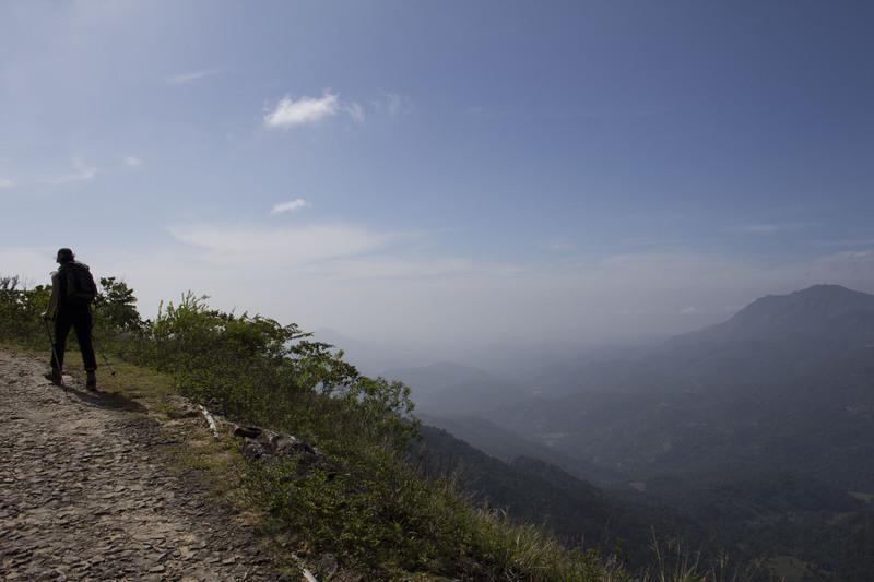 Reise in Sri Lanka, Wandern auf Sri Lanka
