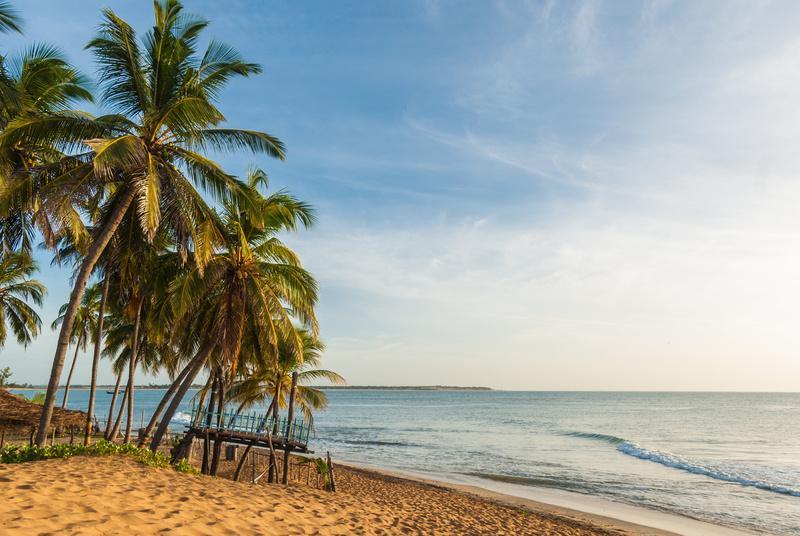 Reise in Sri Lanka, Strand auf Sri Lanka © artko777 - Fotolia.com