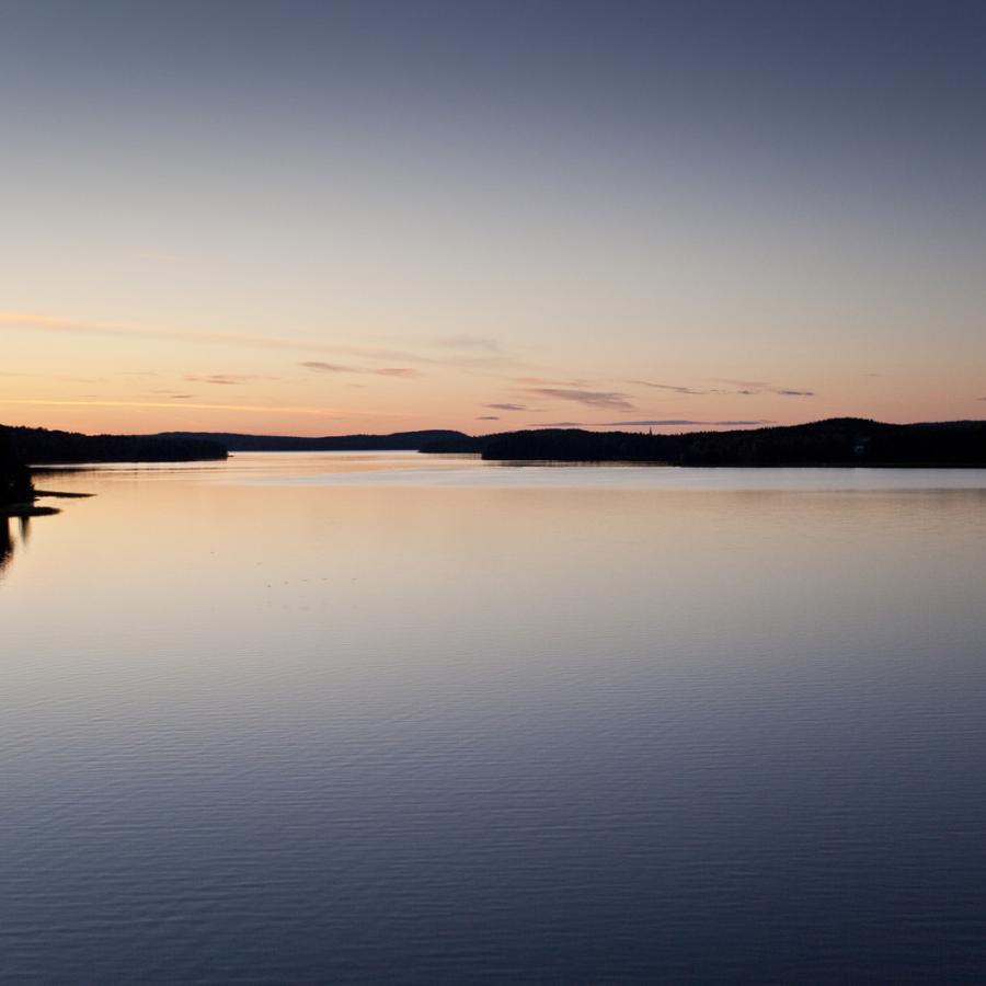 Reise in Schweden, Stömnegården