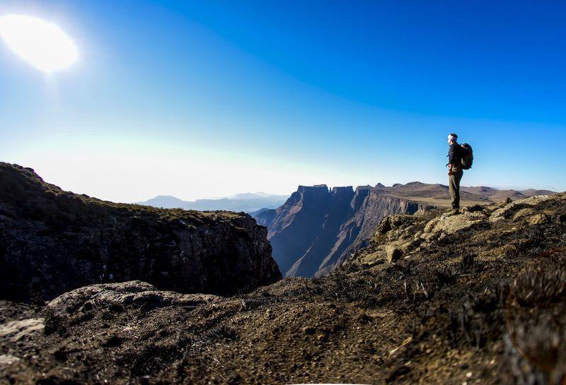 Reise in Südafrika, Südafrika - Auf Augenhöhe mit der Natur