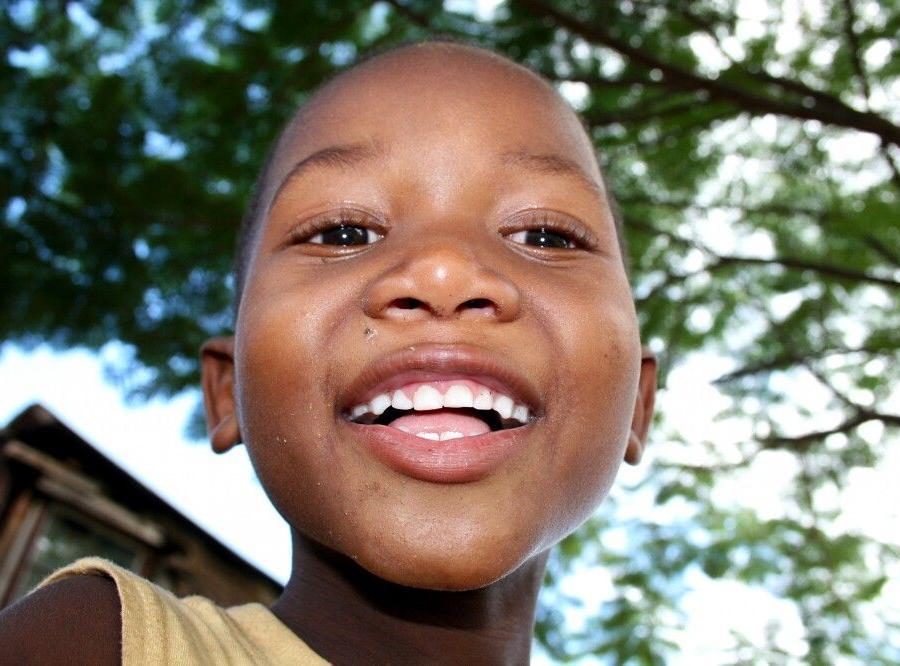 Reise in Südafrika, Begegnung im Zulu-Dorf