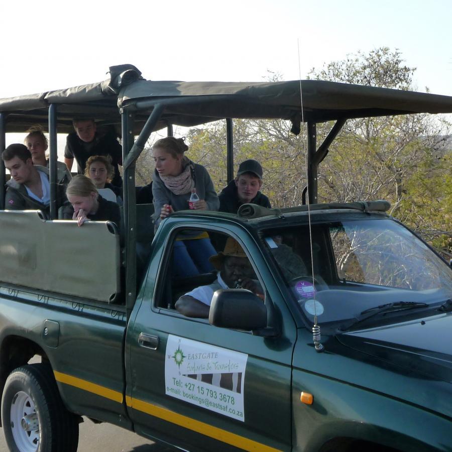 Reise in Südafrika, Südafrika for family 2