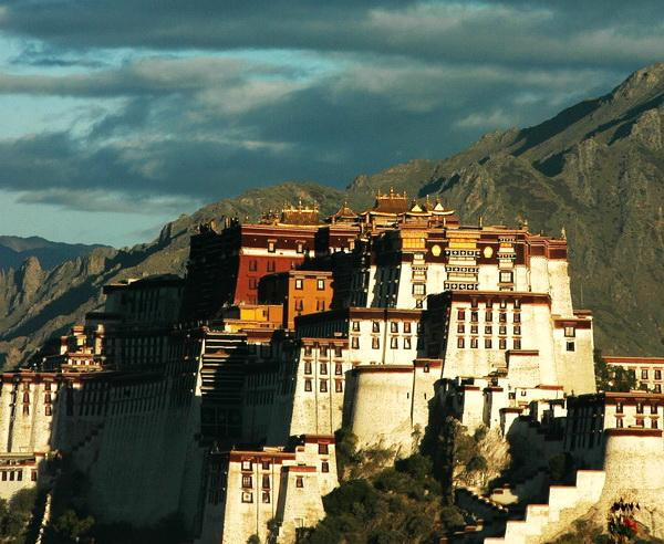 Reise in China, Der Potala-Palast in Lhasa