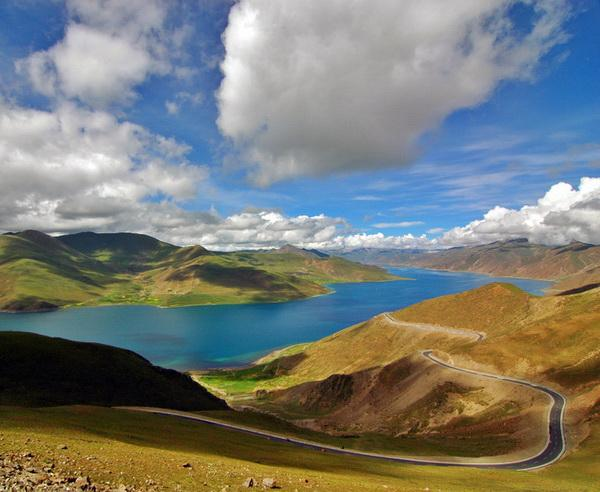 Reise in China, Tibet - Kultur & Wandern